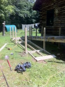 Lower Ramp