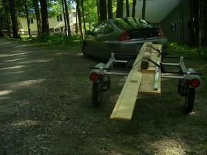 Lumber Hauler