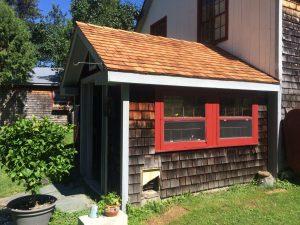 New Cedar Roofing